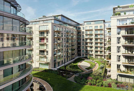 2 Bedroom Apartment in Henley Apartments, Fulham Reach, Hammersmith, 6