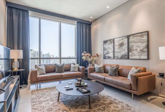 2 Bedroom Apartment in Signature Livings, Jumeirah Village Circle, Dubai