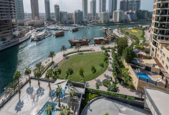 2 Bedroom Apartment in Sparkle Towers, Dubai Marina, 1