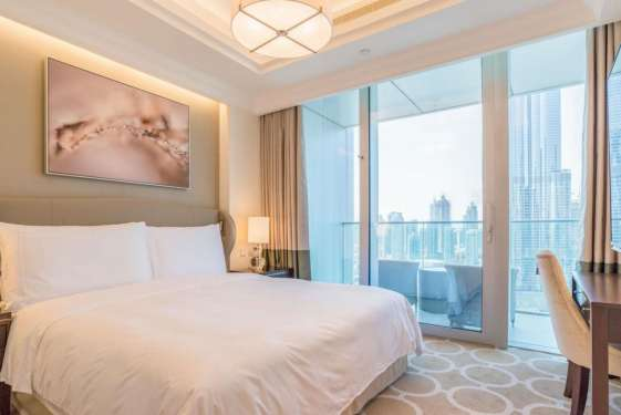 2 Bedroom Apartment in The Address The Boulevard, Downtown Dubai, 1
