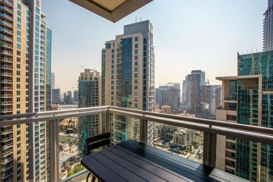 2 Bedroom Apartment in The Residences Downtown Dubai, Downtown Dubai, 1