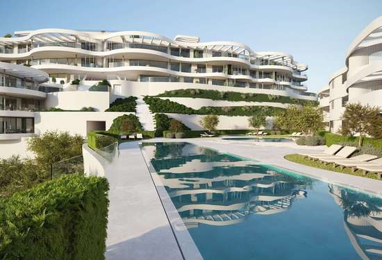 2 Bedroom Apartment in The View Marbella, Marbella, 5
