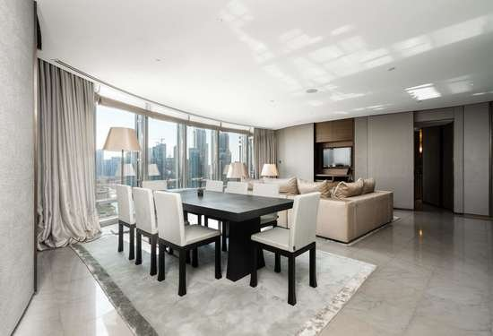 2 Bedroom Serviced Residences in Armani Residences, Downtown Dubai, 1