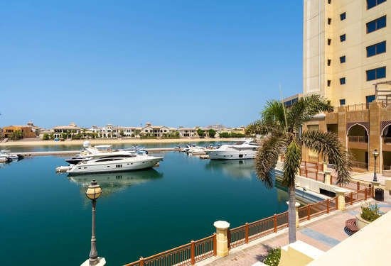 2 Bedroom Townhouse in Marina Residences, Palm Jumeirah, 1