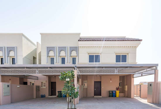 2 Bedroom Townhouse in Al Andalus Townhouses, Jumeirah Golf Estates, 1