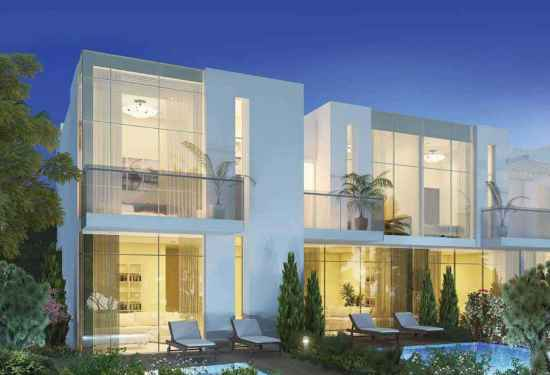 2 Bedroom Townhouse in Pacifica, Dubailand, 1