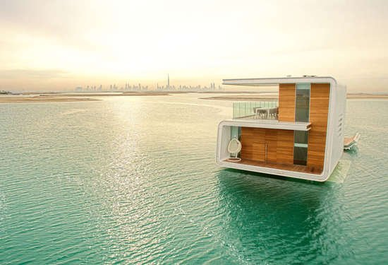 2 Bedroom Villa in The Floating Seahorse, The World Islands, 1