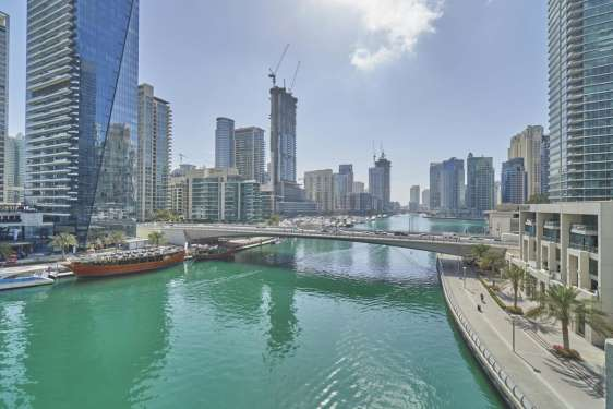 3 Bedroom Apartment in Marina Quay West, Dubai Marina, 1
