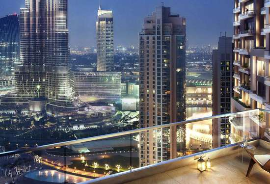 3 Bedroom Apartment in Act One Act Two, Downtown Dubai, Dubai