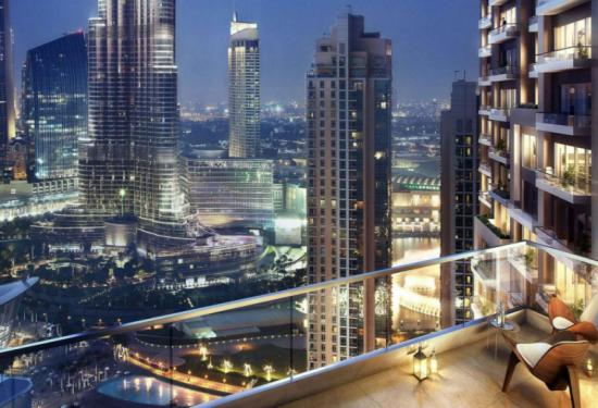 3 Bedroom Apartment in Act One Act Two, Downtown Dubai, 1