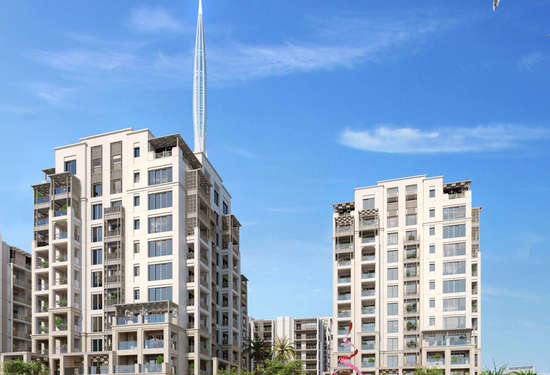 3 Bedroom Apartment in Breeze at Dubai Creek Harbour, Dubai Creek Harbour, Dubai