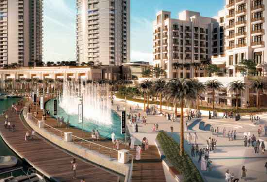 3 Bedroom Apartment in Dubai Creek Residences, Dubai Creek Harbour, Dubai
