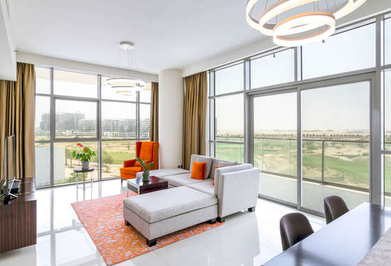 3 Bedroom Apartment in Golf Terrace, Dubailand, 1