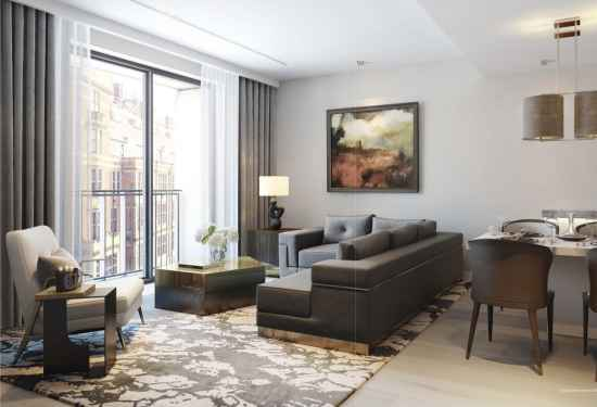3 Bedroom Apartment in Lincoln Square, London, 6
