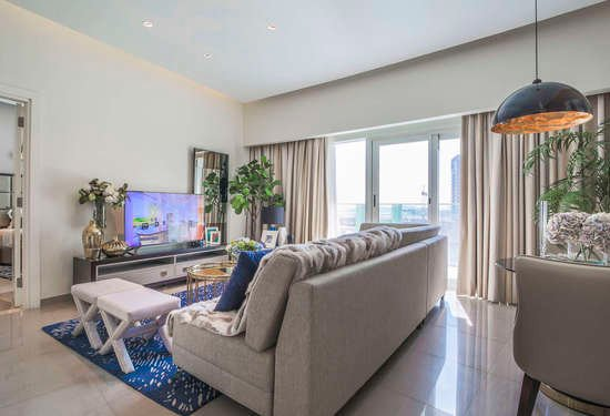 3 Bedroom Apartment in Majestine, Business Bay, Dubai