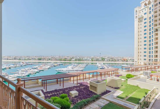 3 Bedroom Apartment in Marina Residences, Palm Jumeirah, 1