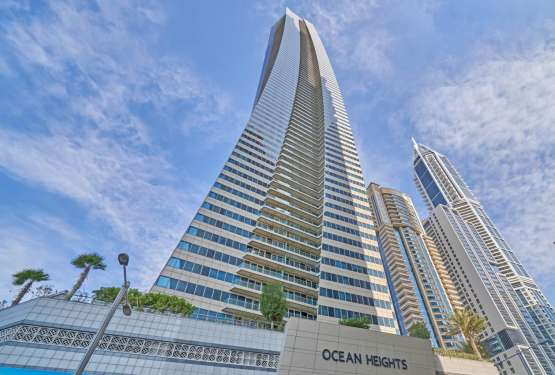 3 Bedroom Apartment in Ocean Heights, Dubai Marina, 1