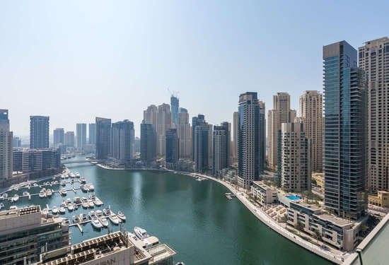 3 Bedroom Apartment in Silverene Towers, Dubai Marina, Dubai
