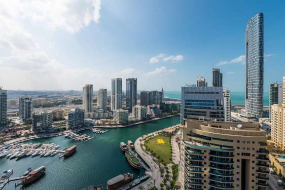 3 Bedroom Apartment in Sparkle Towers, Dubai Marina, 1