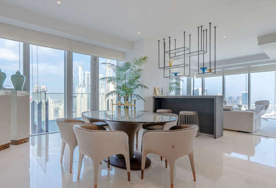3 Bedroom Apartment in The Residences JLT, Jumeirah Lake Towers, 1