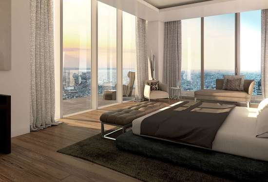 3 Bedroom Apartment in Trump Tower, Delhi NCR, 23