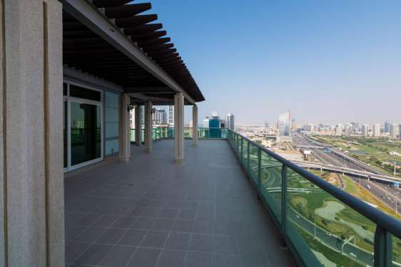 3 Bedroom Penthouse in Al Mesk Tower, Dubai Marina, 1