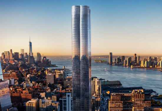 3 Bedroom Penthouse in 15 Hudson Yards, New York, 16