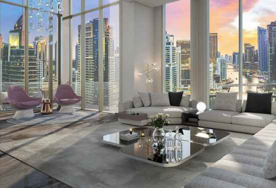 3 Bedroom Penthouse in No. 9, Dubai Marina, Dubai