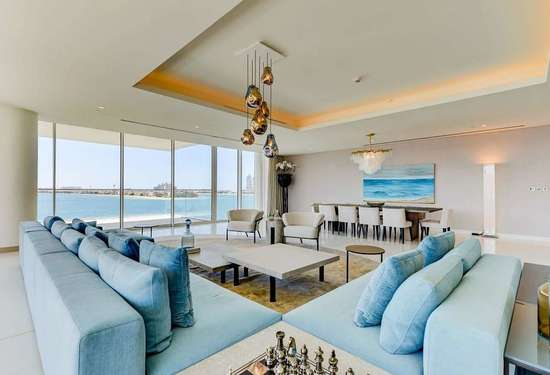 3 Bedroom Penthouse in Serenia Residences, Palm Jumeirah, Dubai
