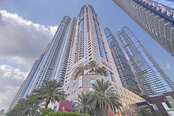 3 Bedroom Serviced Residences in Marriott Harbour Hotel and Suites, Dubai Marina, 1