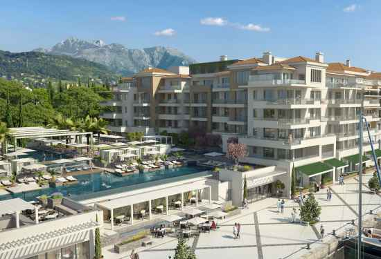 3 Bedroom Serviced Residences in Regent Pool Club Residences - Aqua, Porto Montenegro, 40