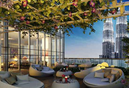 3 Bedroom Serviced Residences in The Ritz Carlton Residences, Kuala Lumpur, 13