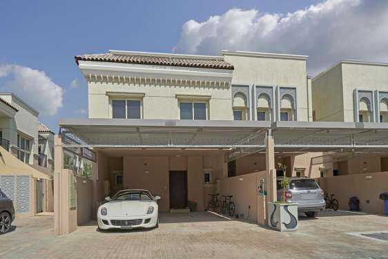 3 Bedroom Townhouse in Al Andalus Townhouses, Jumeirah Golf Estates, 1