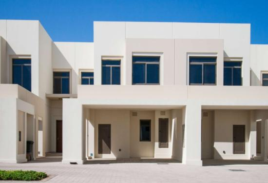 3 Bedroom Townhouse in Noor Townhouse, Town Square, 1