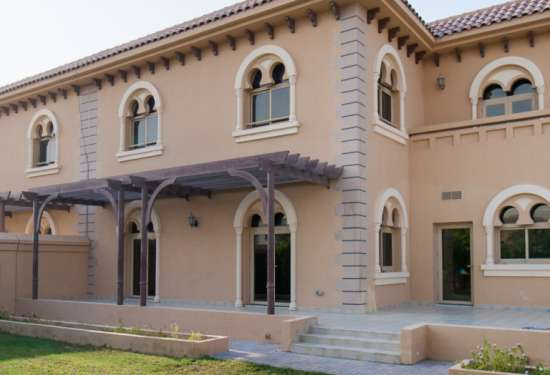 3 Bedroom Villa in Western Residence South, Falcon City of Wonders, 1