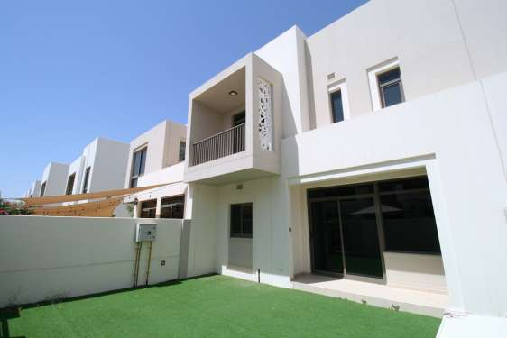 3 Bedroom Townhouse in Hayat Townhouses, Town Square, 1
