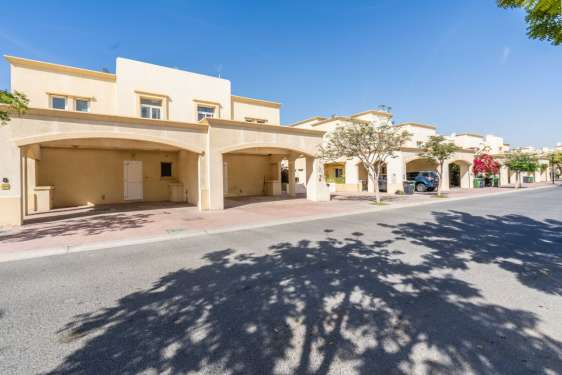 3 Bedroom Townhouse in Springs 15, Emirates Living, 1