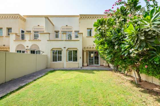 3 Bedroom Townhouse in Springs 5, Emirates Living, 1