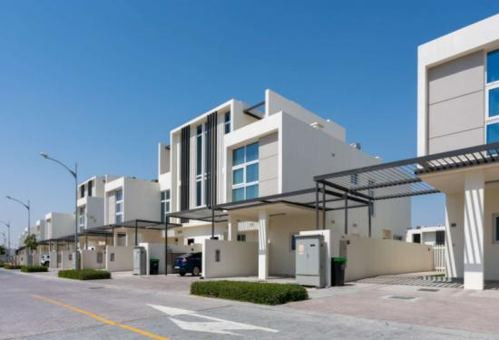 3 Bedroom Townhouse in Trixis, Akoya Oxygen, 17462