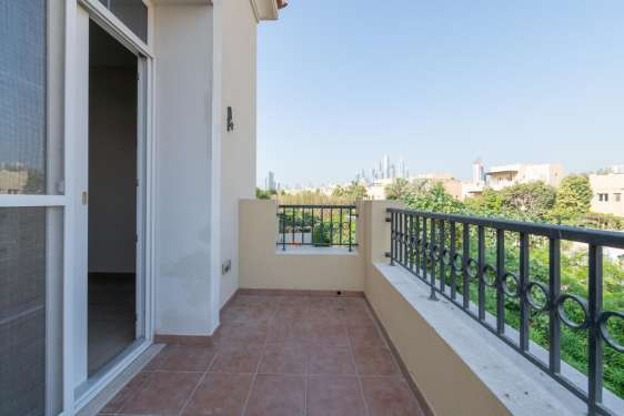 3 Bedroom Villa in Ghadeer, The Lakes, 1