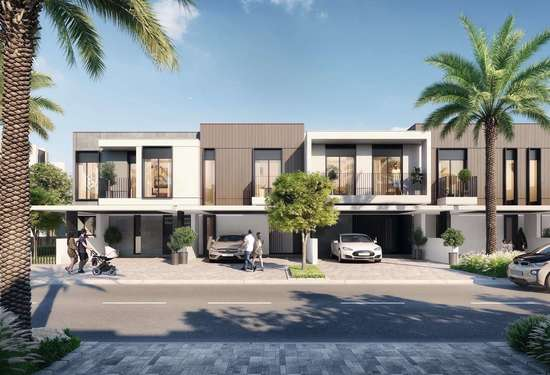 3 Bedroom Villa in Expo Golf Villa 5, Emaar South, 1