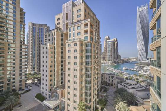4 Bedroom Apartment in Al Mesk Tower, Dubai Marina, 1