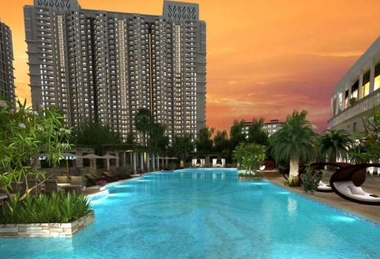 4 Bedroom Apartment in DLF Park Place, Gurgaon, 23