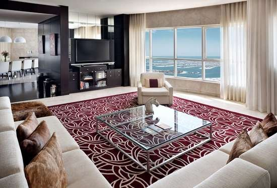 4 Bedroom Penthouse in Marriott Harbour Hotel and Suites, Dubai Marina, 1