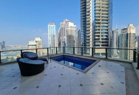 4 Bedroom Penthouse in Murjan, Jumeirah Beach Residence, 1