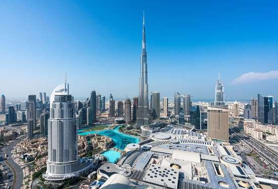 4 Bedroom Penthouse in The Address Residences Fountain Views, Downtown Dubai, 1