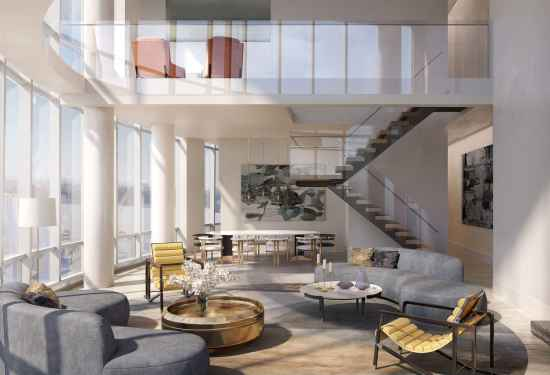 4 Bedroom Penthouse in 15 Hudson Yards, New York, 16