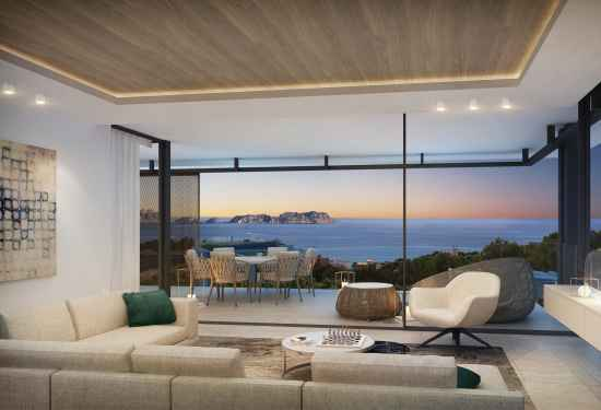 4 Bedroom Penthouse in Island, Sa Puntassa, 5