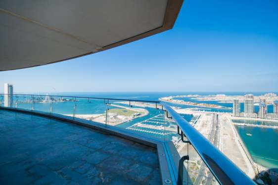 4 Bedroom Penthouse in Le Reve, Dubai Marina, 1