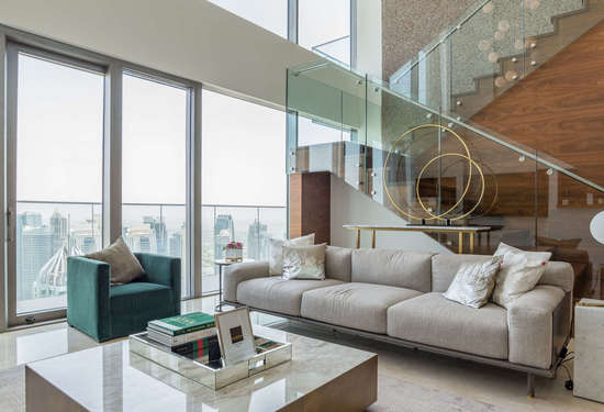 4 Bedroom Penthouse in Marina Gate, Dubai Marina, Dubai